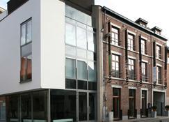 德格尼亨克斯酒店 - 哈瑟尔特 - 建筑