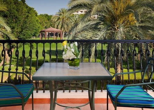 艾恩达纳特度假酒店 - 艾恩 - 阳台