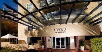 诺思伯恩曼特拉酒店 - 堪培拉 - 建筑