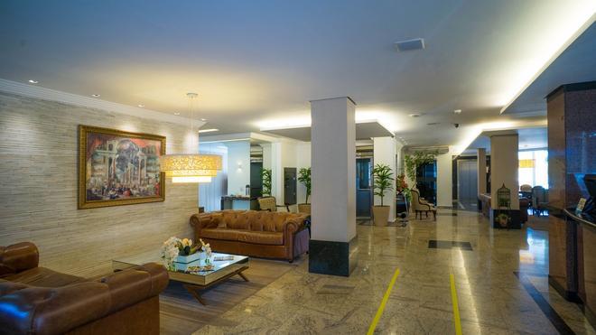 拉古纳广场酒店 - 巴西利亚 - 大厅