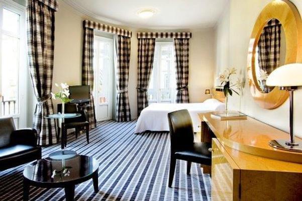 Room Mate Larios - 马拉加 - 睡房