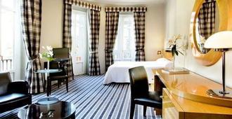 拉里奥斯室友酒店 - 马拉加 - 睡房
