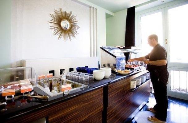 Room Mate Larios - 马拉加 - 自助餐
