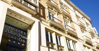 室友拉里奥斯住宿 - 马拉加 - 建筑