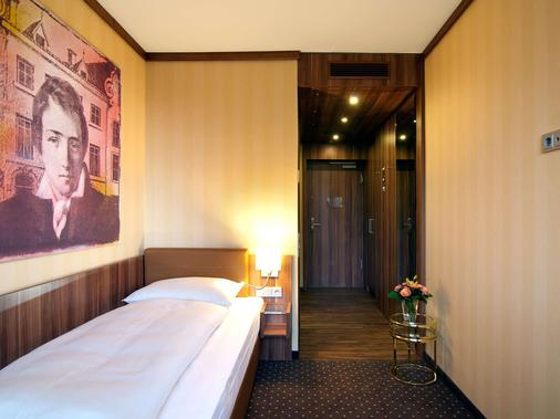 杜塞尔多夫德拉格生活酒店 - 杜塞尔多夫 - 睡房