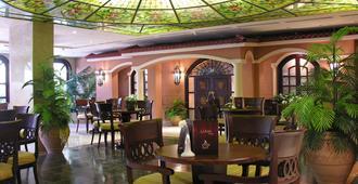 开罗皮拉米萨套房酒店 - 开罗 - 餐馆