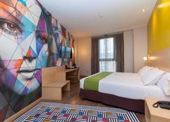 大毕尔巴酒店 - 毕尔巴鄂 - 睡房