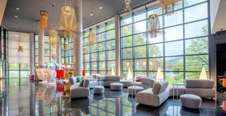 大毕尔巴酒店 - 毕尔巴鄂 - 大厅