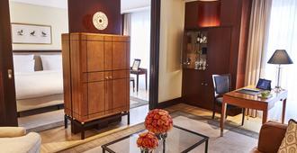 阿德隆凯宾斯基酒店 - 柏林 - 客厅