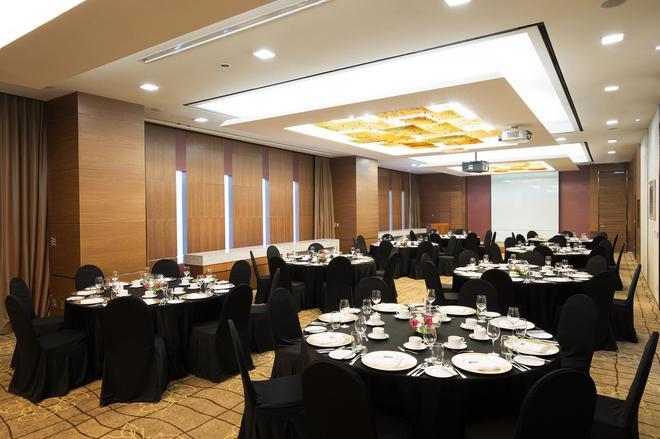 首尔时代广场万怡酒店 - 首尔 - 宴会厅