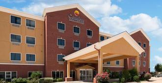 康福特茵酒店,区域医疗中心 - 阿比林