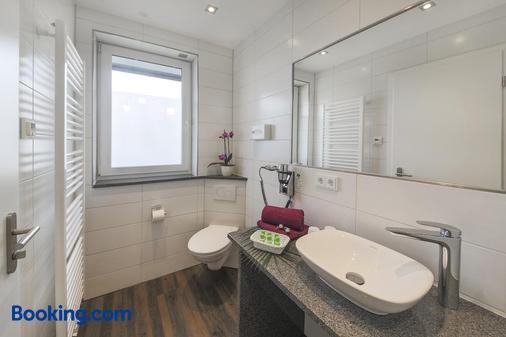 斯托克酒店 - 腓特烈港 - 浴室