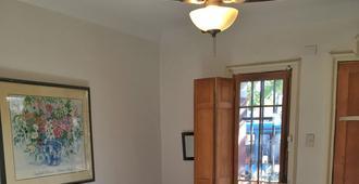 特拉尔肯住宿加早餐酒店 - 圣地亚哥 - 睡房