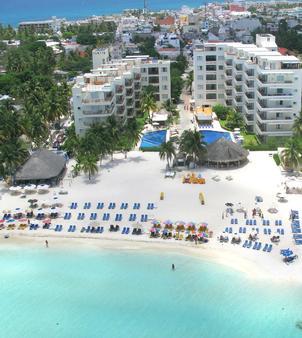 伊克切尔海滩酒店 - 女人岛 - 海滩