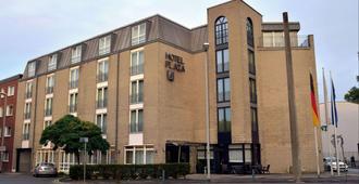 广场酒店 - 杜伊斯堡 - 建筑