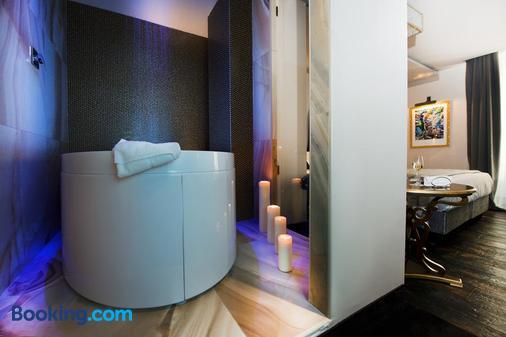 罗马HT6酒店 - 罗马 - 浴室