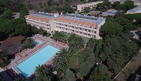 绿洲酒店 - 阿尔盖罗 - 建筑