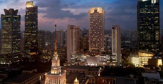 上海波特曼丽思卡尔顿酒店 - 上海 - 户外景观