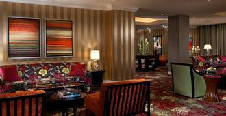 摩纳哥巴尔的摩内港金普顿酒店 - 巴尔的摩 - 休息厅