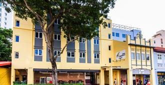 新加坡飞龙马里士他酒店 - 新加坡 - 建筑