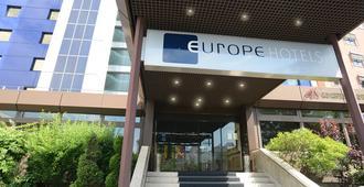 欧洲议会酒店 - 斯图加特 - 建筑