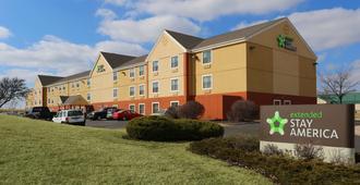 美国长住公寓式酒店 - 堪萨斯城 - 机场 - 堪萨斯城