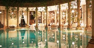 洛尔宫Spa酒店 - 马拉喀什 - 游泳池