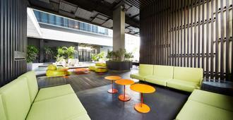 新加坡Studio M酒店 - 新加坡 - 休息厅