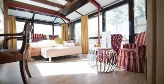 科雷尔林德餐厅酒店 - 斯图加特 - 睡房