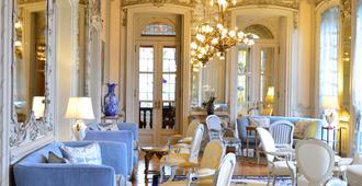 里斯本佩斯塔纳皇宫国家纪念碑酒店 - 里斯本 - 休息厅