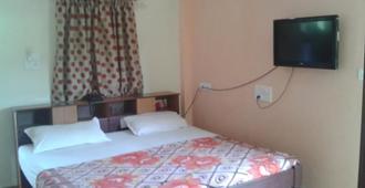 安科拉海滩度假村 - 巴嘎 - 睡房