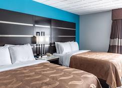 东斯特劳斯堡 - 波科诺斯品质酒店 - 东斯特劳兹堡 - 睡房