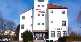 韦德伽尼酒店 - 柏林 - 建筑