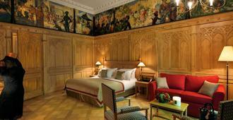 西堤卡尔卡松酒店 - 美憬阁酒店 - 卡尔卡松 - 睡房