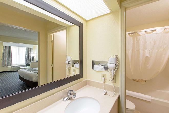 凯艺套房酒店-市政中心 - 佛罗伦萨 - 浴室