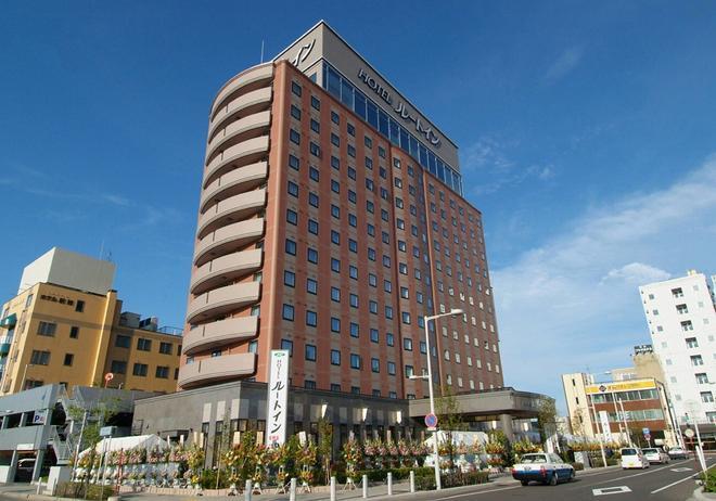 格兰蒂亚酒店函馆站前 - 函馆 - 建筑