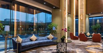 上海建滔诺富特酒店 - 上海 - 大厅