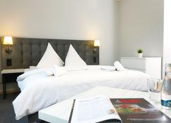住宅公寓酒店 - 什切青 - 睡房