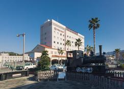 宇和岛克莱门特大饭店 - 宇和岛市 - 户外景观