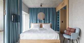 苏黎世普莱西德设计与生活方式酒店 - 苏黎世 - 睡房