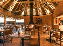 欧曼达赞尼尔旅馆 - 温特和克 - 餐馆