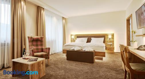维斯酒店 - 特里尔 - 睡房