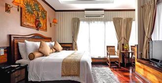 红椰子海滩酒店 - 长滩岛 - 睡房