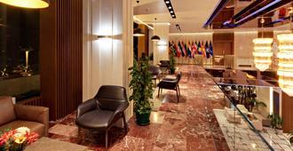 地拉那国际酒店及会议中心 - 地拉那 - 大厅