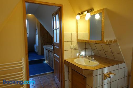 多姆斯塔尼拉瓦酒店 - 扎科帕内 - 浴室