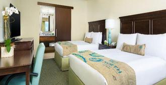 基韋斯特24北部酒店 - 基韦斯特 - 睡房