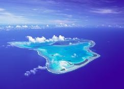 艾图塔基太平洋度假村 - 艾图塔基岛