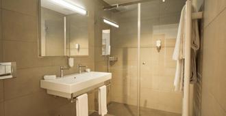 罗恰特酒店 - 巴塞尔 - 浴室