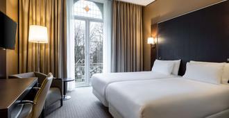 乌得勒支中心nh酒店 - 乌得勒支 - 睡房