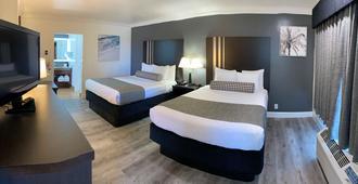 蒙特雷贝斯特韦斯特科瑞斯特公园酒店 - 蒙特雷 - 睡房